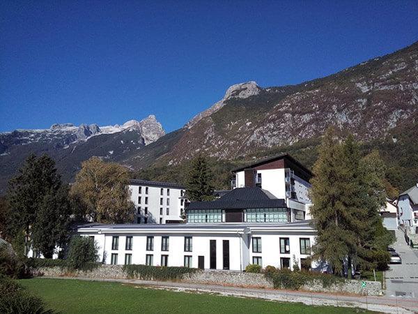 Hotel Alp Bovec.